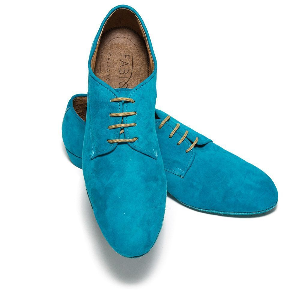 Art. 2054 - Turquoise Suede